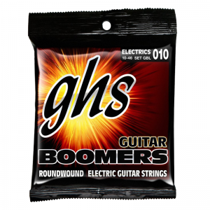 GHS Boomers Electric Guitarstrings
