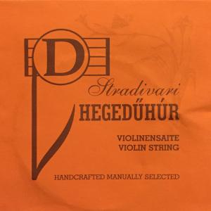 Stradivári Violin String D
