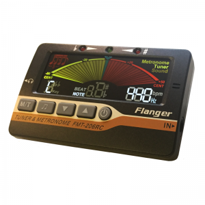 Flanger FMT-206RC Chromatic Tuner and Metronome