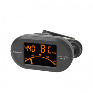 Flanger FT12A Chromatic Clip-On Tuner