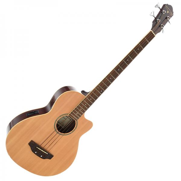 Oscar Schmidt OB 100 Electro-acoustic Bassguitar