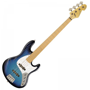 Sandberg California TT Blueburst Bass Guitar (passive)