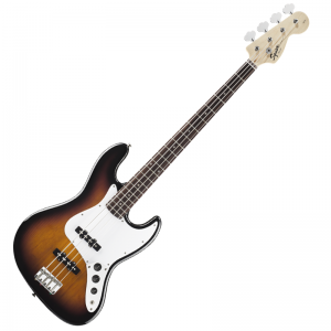 Squier Affinity Jazz Bass RW Bass Guitar