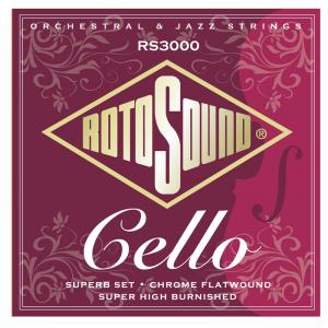 Rotosound RS3000 Cello Strings