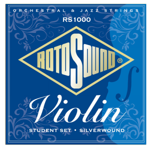 Rotosound RS1000 Violin Strings