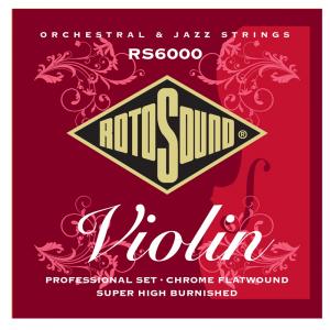 Rotosound RS6000 Violin Strings