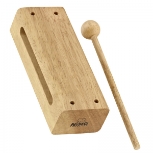 Nino 21 Wood Block (Medium)