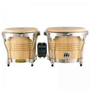 Meinl Percussion FWB200 Free Ride Series Wood Bongo