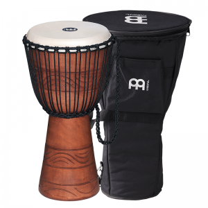 Meinl Percussion ADJ2 Water Rhythm Series Djembe w/ Bag