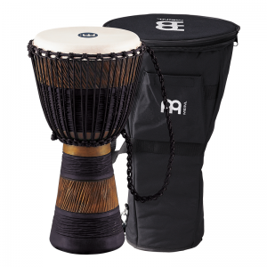 Meinl Percussion ADJ3 Earth Rhythm Series Djembe w/ Bag