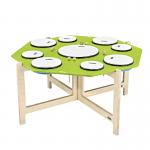 Nino 966 Hand Drum Set (9 pieces)