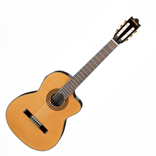 Ibanez GA6CE-AM Classical Guitar with Preamp