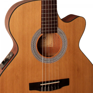 Cort CEC-1 Classical Guitar with Preamp