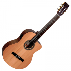 Sigma CMCSTE classical guitar with preamp