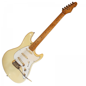 Sandberg California ST-S Electric Guitar (Creme, Soft Aged)