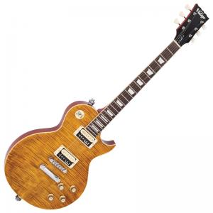 Vintage V100AFD Paradise Les Paul Guitar