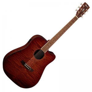 Cort AD-890 MBCF NAT Electro-acoustic Guitar