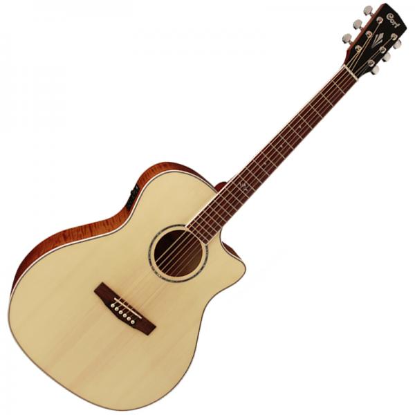 Cort GA-FF-NAT Electro-acustic Guitar