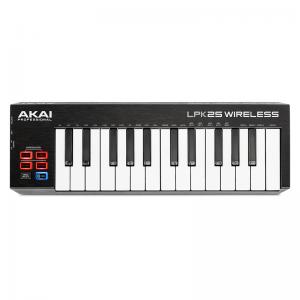 Akai Pro LPK25 Wireless USB / MIDI Controller