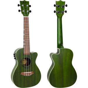 Flight DUC-380CEQ Ukulele With Gigbag (Concert)