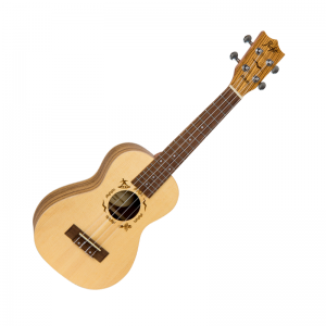 Flight DUC-525 Ukulele With Bag (Concert)