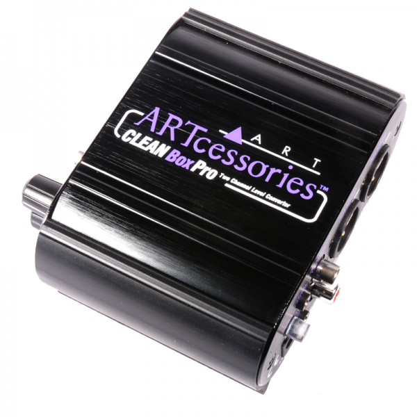 ARTcessories CleanBox Pro 2-channel signal converter