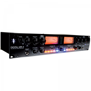 ART Digital MPA II 2-channel microphone preamp with digital outputs