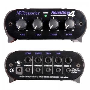 ARTcessories HeadAmp 4 4-channel headphone amplifier