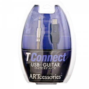 ARTcessories T Connect USB interface for electric guitars