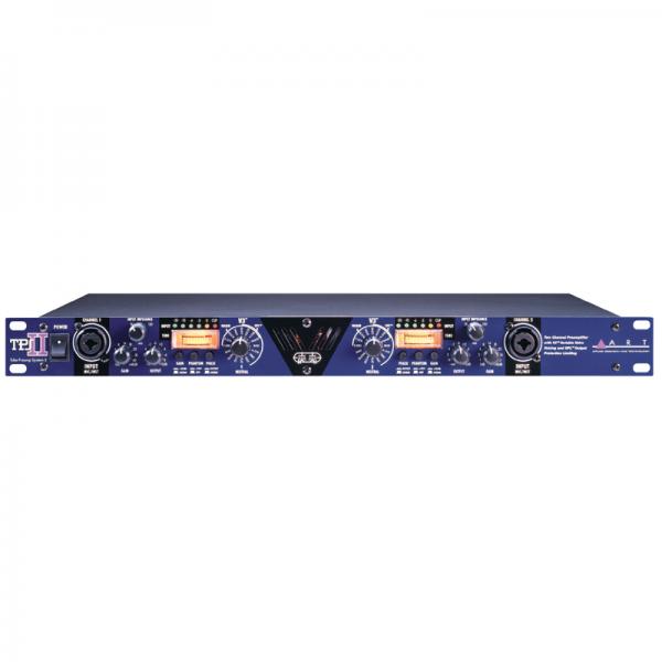 ART TPS II 2-channel tube preamp