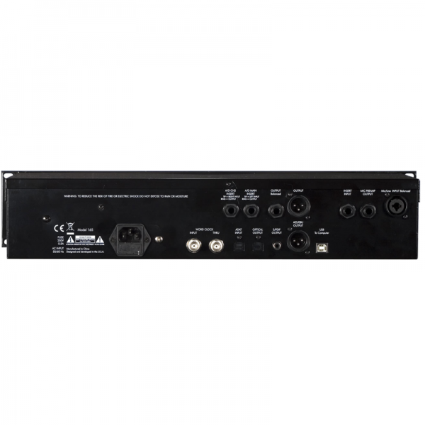 ART VoiceChannel tube channel strip with digital outputs