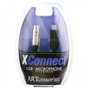 ARTcessories X Connect USB interface for microphones