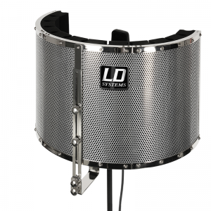 LD Systems microphone screen