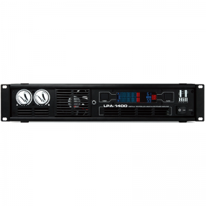 Hill Audio LPA1400 PA Power Amplifier