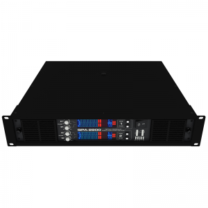 Hill Audio QPA2800 Digital Power Amplifier