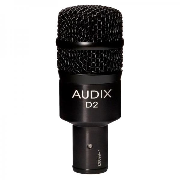 Audix D2 dynamic instrument mic