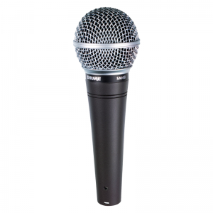 Shure SM48 LC Dynamic Microphone