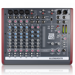 Allen & Heath ZED-10 Mixing Console