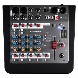 Allen & Heath ZEDi8 Mixing Console