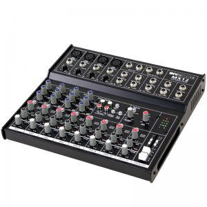 Invotone MX12 Mixing Console