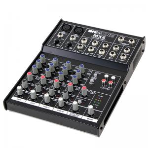 Invotone MX6 Mixing Console