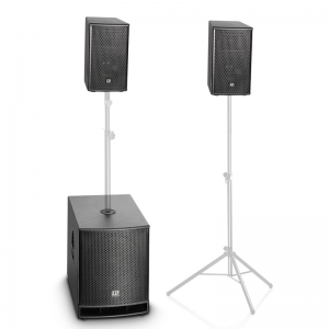 LD Systems DAVE 12 G3 compact active PA system