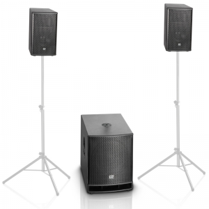 LD Systems DAVE 15 G3 compact active PA system