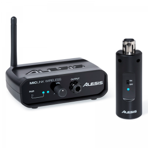 Alesis Mic Link Wireless 2.4GHz wireless system for microphones