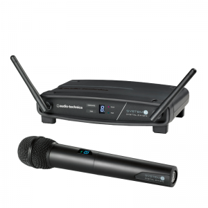 Audio-Technica ATW1102 System 10 wireless system w/handheld transmitter