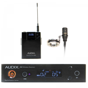 Audix AP41 FLUTE Wireless Mic System for Flute