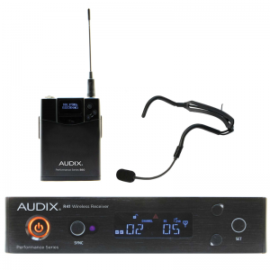 Audix AP41 HT2 Wireless Microphone Set, w/ headworn mic