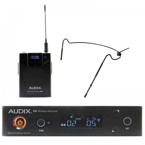 Audix AP41 HT5 Wireless Microphone Set, w/ headworn mic