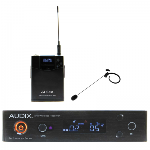 Audix AP41 HT7 Wireless Microphone Set, w/ headworn mic