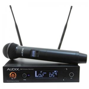 Audix AP41 OM2 Wireless Mic System w/ Handheld Mic